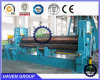 W11S-10X4000 Universal Upper Roller Sheet Plate RollingおよびBending Machine