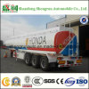 低いPrice 40000-50000L三Axle Carbon Steel FuelかOil Tanker Semi Trailer