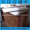 madeira compensada marinha Shuttering enfrentada película de 12mm