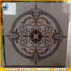 Tegel van het Mozaïek van het Medaillon van de Straal van het Water van Haobo de Marmeren Marmeren