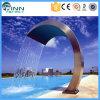 Wall Mounted SPA de Waterval van de Decoratie van het Zwembad van de Eigenschap van het Water van de Fontein