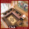 Azulejo de suelo Polished cristalino de la porcelana de la sala de estar (PJ125)