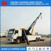 De op zwaar werk berekende Vrachtwagen van het Slepen van Wrecker van de Weg 30ton met de Chassis van de Vrachtwagen HOWO