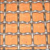低炭素のSteelかMild Steel Crimped Wire Mesh Factory