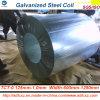 Stahlprodukt-Baumaterial-Kohlenstoffstahl-galvanisierte Stahlspule