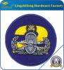 Emblema/correção de programa feitos sob encomenda do bordado da mão da promoção