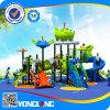 Stuk speelgoed van de Speelplaats van kinderen het Plastic