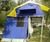 Digiuna la tenda di alluminio aperta della parte superiore del tetto del Palo con il doppio tetto