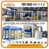 고용량 구획 제조 Qt10 벽돌 기계