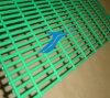 Темно - зеленая покрынная PVC сваренная ячеистая сеть