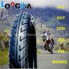 10 van China van de Fabriek van de Levering jaar Band van de Motorfiets van de Zonder binnenband (90/9018)
