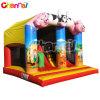 Actividades de granja inflable Mini Jumper Combo / Niños Gorila inflable
