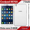 teléfono androide de la tablilla de la base de 7inch Octa (COOLPAD 9976A)