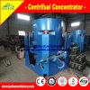 Concentrateur centrifuge alluvial de Coltan Knelson pour la séparation de minerai