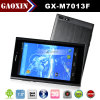 7  quadrilátero Core, IPS Panel, GPS, Bluetooth, Metal Caso, PC de 3G Tablet