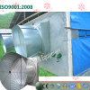 Ventilador de refrigeração fixado na parede da ventilação para casas dos suínos