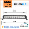 Singolo Row 17  100W LED Light Bar per fuori da Road Car