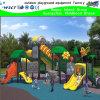 Campo de jogos colorido do parque de diversões da casa de árvore em discontar (HK-50029)