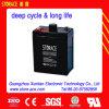 2V Solar Deep Cycle Battery für Stromnetz