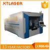 preço da máquina de estaca do laser da fibra do metal de folha 2kw