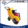 La tagliatrice elettrica diesel della strada cementata della superficie del pavimento dell'asfalto della pavimentazione della benzina ha veduto la taglierina con Honda Gx390