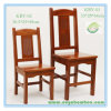 2 tamaños, silla de bambú tallada portable respetuosa del medio ambiente antigua con características chinas, muebles de la sala de estar/del comedor (KBY-01 KBY-02) del brazo