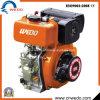 Wd170 двигатель дизеля охлаженный воздухом малый 4.0HP для генераторов Deisel и водяных помп etc.