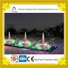 Fuente de agua del baile con la iluminación coloreada del LED para el hotel