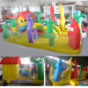 膨脹可能なJumper BounceかInflatable Entertainment都市との