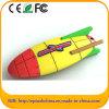 Disco macio do USB do PVC da forma da cenoura do projeto do cliente (POR EXEMPLO 635)