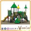 Игрушки скольжения ребенка оборудования тематического парка напольные