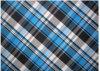 Il cotone di T/C ed il filato di poliestere hanno tinto il tessuto della striscia per la camicia