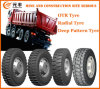 Radial-OTR Tyre, Deep Pattern Tyre (12.00R24, 12.00R20, 11.00R20)