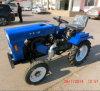 Rotary Tiller, Single Plough 및 Snow Blade를 가진 농업 Tractor