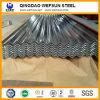 Placa de acero acanalada de calidad superior del uso de la construcción