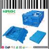 Casella piegante di plastica di Collasible della maglia mobile con il coperchio