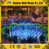 De geluchte Fontein van de Tuin van de Nevel Kleine met Veelkleurige LEIDENE Lichten