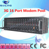 3G 16 Port Modem Pool per il sistema di gestione dei materiali Machine di Send SMS con SIM5215 Module 3G Modem Pool