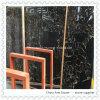 Lastra di marmo nera per le mattonelle della parete