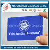 Cartão plástico do presente do VIP do animal de estimação normal do PVC