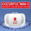 2016 de la caja colorida de Vr mini Vr 3D vidrios de Vr