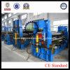 W11S-10X3200 de Buigende en Rolling Machine van de universele de 3-rol van het Type Plaat van het Staal