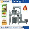 Volle automatische Reis-Mehl-Verpackungsmaschine mit Beutel-Nähmaschine