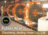 BACCANO d'acciaio di Wire Spiral Hydraulic Rubber Hose 856 4sh