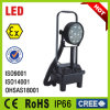 Venta caliente con la luz a prueba de explosiones del trabajo de la batería recargable LED