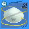 Máscara de poeira descartável amplamente utilizada do cone Ffp1
