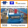 工場が付いている機械を形作る艶をかけられた鋼鉄タイルロール