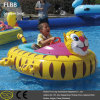 Battery Recreational Bathing Inflatable Bumper Boat for Kid