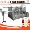 Máquina de rellenar de la máquina de rellenar de las bebidas/del zumo de naranja/máquina de rellenar del zumo de manzana