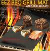 BBQ - Nonsitck BBQ 석쇠 매트를 위한 완벽한 해결책